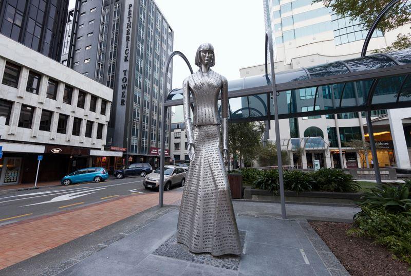 Wellington Sculpture Trust The Sculptures